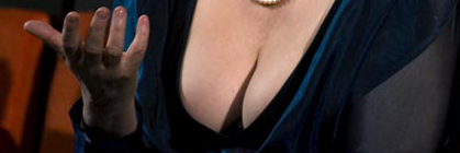 Angie's Cleavage